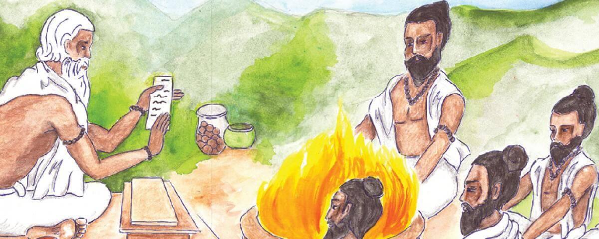 The ancient scriptures
